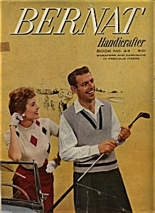 Bernat Handicrafter - Copyright 1954 (Image1)