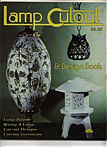 Lamp Cutout & Design Book  Copyright 1980 (Image1)