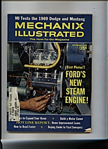Mechanix Illustrated - September 1968 (Image1)
