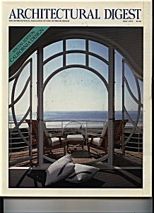 Architectural Digest - May 1991 (Image1)