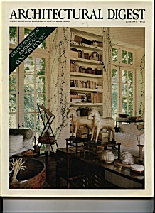 ARchitectural Digest - June 1991 (Image1)