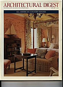 Architectural Digest - June 1994 (Image1)