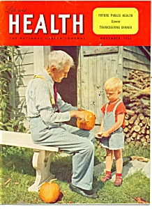 Life and Health magazine - November 1953 (Image1)