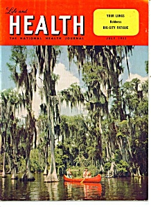 Life and Health magazine- July 1953 (Image1)
