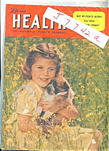 Life and Health magazine -   June 1953 (Image1)