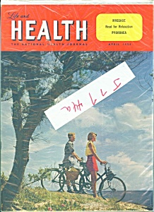 Life and health magazine - April, 1954 (Image1)