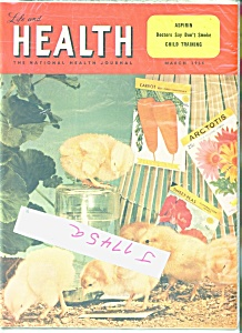 Life and Health magazine - March 1954 (Image1)