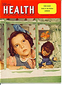 Life and Health magazine- February 1954 (Image1)