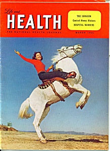Life And Health Magazine - March 1955
