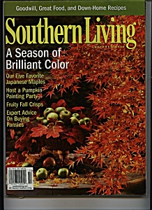 Southern Living - October 2002 (Image1)