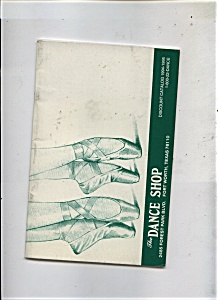 The Dance Shop Catalog - Fort Worth, Texas 1994-95 (Image1)