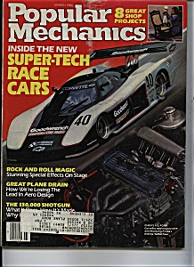 Popular Mechanics - March 1986