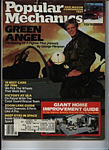Popular Mechanics - April 1986 (Image1)