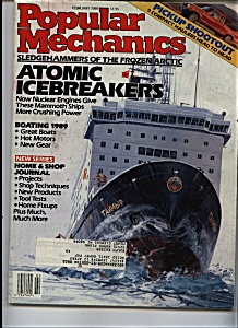Popular Mechanics - February 1989 (Image1)