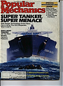Popular Mechanics - November 1989 (Image1)