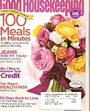 Good Housekeeping -      February 2009 (Image1)
