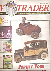 Toy Trader newspaper/magazine - April 1996 (Image1)