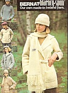 Bernat blarney spun sweaters - 1976 (Image1)