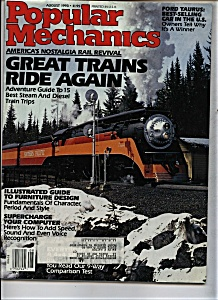 Popular Mechanics - August 1993 (Image1)