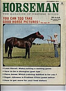 Horseman - December 1974 (Image1)