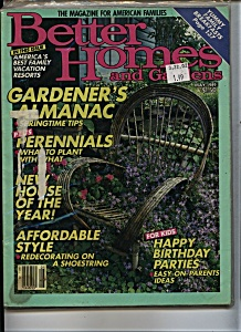 Better Homes and Gardens - May 1989 (Image1)