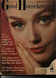 Good Housekeeping - September 1962