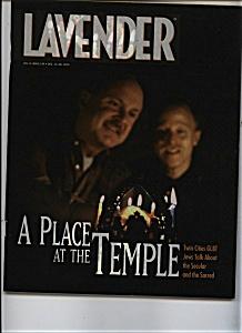 Lavender -  December 15, 2000 (Image1)