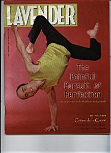 Lavender - July 28, 2000 (Image1)