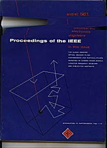 Electrical & electronics engineers - August 1963 (Image1)