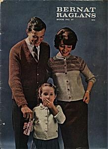 Bernat Raglans - Book No. 97 -Copyright 1961 (Image1)