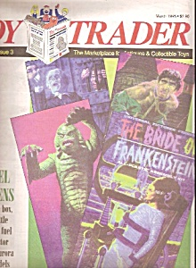 Toy trader magazine/newspaper -=   March 1995 (Image1)