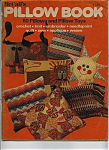 McCall's Pillow book  - Copyright 1974 (Image1)