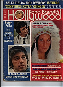 Rona Barrett's Hollywood - May  1974 (Image1)