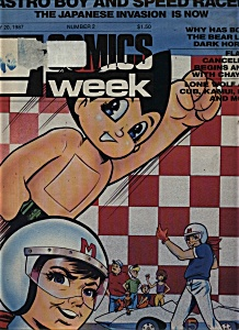 Comics Week -  July 20, 1987 (Image1)