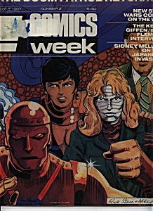 Comics Week - August 3, 1987 (Image1)