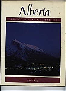 Alberta =The Color of a provence - 1987 (Image1)