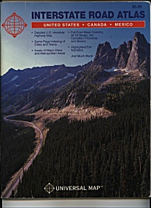 Interstate Road Atlas -  1996 (Image1)