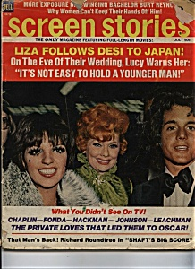 Screen Stories - July 1972 (Image1)