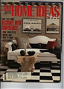 1001 Home Ideas -may 1987