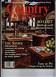 COUNTRY KITCHEN IDEAS  - 1988 (Image1)