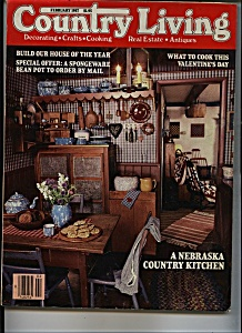Country Living - 1987 February (Image1)