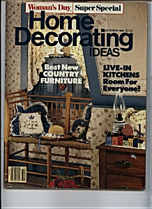 Home Decorating Ideas - October 1986 (Image1)