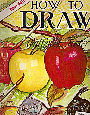 How to Draw - Walter Foster booklet (Image1)