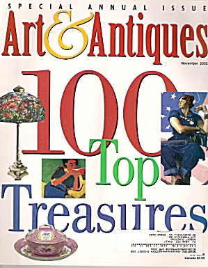 Art & Antiques - November 2002 (Image1)