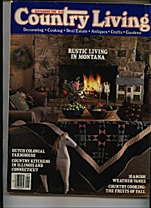 Country Living - September 1988 (Image1)