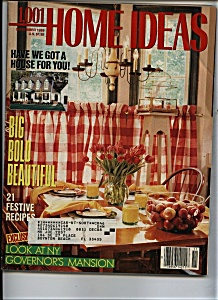 1,001 Home Ideas - November 1988 (Image1)