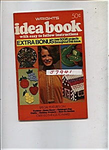 WRight's IDEA BOOK  - 1973 (Image1)