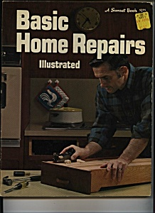 Basic Home Repairs illustrated - February 1973 (Image1)