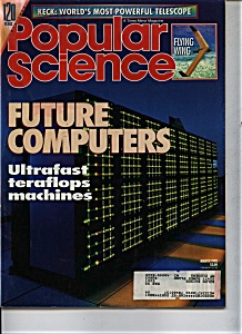 Popular Science - March 1992