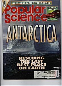 Popular Science - January 1992 (Image1)